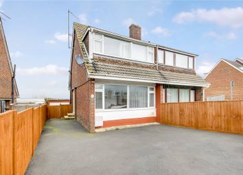 Thumbnail 3 bed semi-detached house for sale in Henley Drive, Highworth, Wiltshire