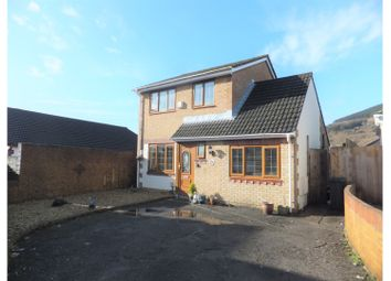 Thumbnail 3 bed detached house for sale in Gwaun Afan, Port Talbot