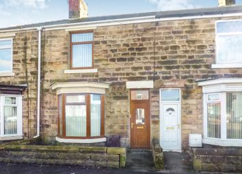 Thumbnail 2 bedroom terraced house for sale in Manor Road, St. Helen Auckland, Bishop Auckland