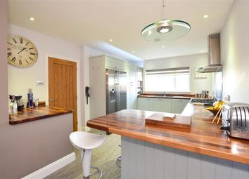 Thumbnail 4 bed detached house for sale in Coombe Rise, Saltdean, Brighton, East Sussex