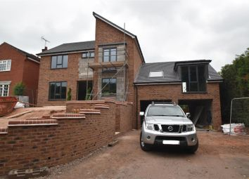 Thumbnail 4 bedroom detached house for sale in Crossway Green, Stourport-On-Severn