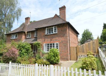 Thumbnail 3 bed semi-detached house for sale in Ridgley Road, Chiddingfold, Godalming