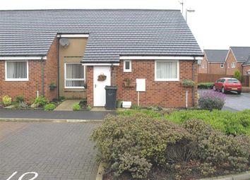 Thumbnail 2 bed bungalow to rent in Harrogate Court, Barley Rise, Ashington
