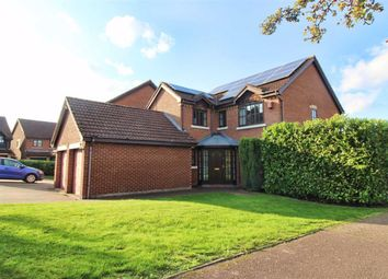 4 bed detached house for sale in Brices Meadow, Shenley Brook End, Milton Keynes MK5
