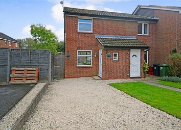 Thumbnail 1 bed end terrace house for sale in Oak Close, Baginton, Coventry, Warwickshire