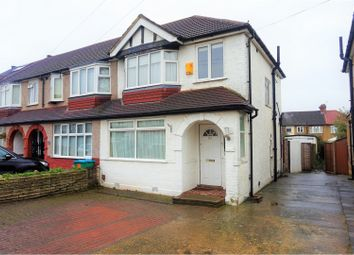 Thumbnail 3 bed end terrace house for sale in Wills Crescent, Hounslow