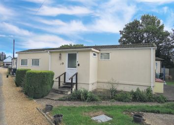 Thumbnail 1 bed mobile/park home for sale in Ramsey Road, Warboys, Huntingdon