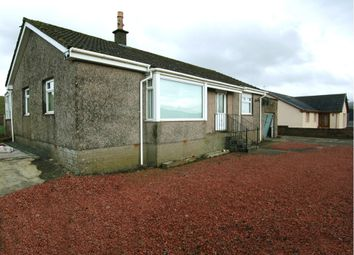 Thumbnail 3 bedroom detached bungalow for sale in Mansefield Road, New Cumnock, Cumnock