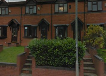 Thumbnail 2 bedroom terraced house to rent in Stafford Road, Huntington, Cannock