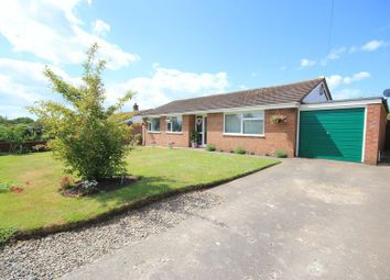 Thumbnail 3 bed detached bungalow for sale in Cross O'th Hill Road, Nomans Heath, Malpas