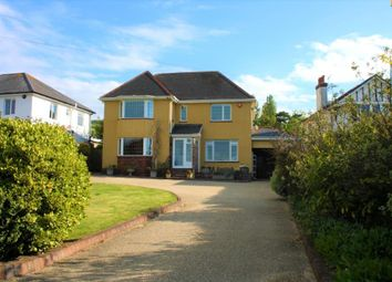 Thumbnail 4 bed detached house for sale in Newton Road, Bishopsteignton, Teignmouth, Devon