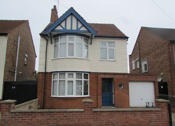 Thumbnail 3 bedroom detached house for sale in Silverwood Road, Peterborough