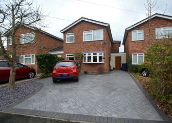 Thumbnail 4 bed link-detached house for sale in Megs Close, Bluntisham, Huntingdon, Cambridgeshire