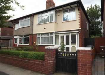 Thumbnail 3 bed semi-detached house to rent in Brooklands Avenue, Waterloo, Liverpool, Merseyside