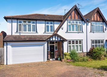 Thumbnail 5 bed semi-detached house for sale in The Ridings, Berrylands, Surbiton, Surrey