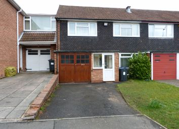 Thumbnail 3 bed semi-detached house to rent in Swarthmore Road, Birmingham