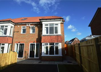 Thumbnail 4 Bed Semi Detached House To Rent In Gladeside, Croydon