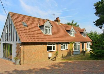 Thumbnail 5 bed detached house for sale in Rock Lane, Guestling, Hastings, East Sussex