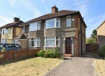 Thumbnail 3 bedroom semi-detached house for sale in Old Marston Road, Marston, Oxford