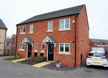2 bed semi-detached house for sale in Webb Ellis Road, Kirkby In Ashfield NG17