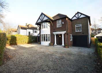 Thumbnail 5 bedroom detached house for sale in The Gables, Scott Hall Road, Moortown, Leeds, West Yorkshire