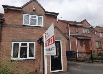 Thumbnail 2 bed property to rent in Poplar Grove, Lundwood, Barnsley