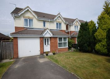 Thumbnail 4 bed detached house for sale in St Cuthberts Way, Holystone, Newcastle Upon Tyne