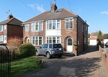 Thumbnail 3 bed semi-detached house for sale in Hull Road, Anlaby, Hull