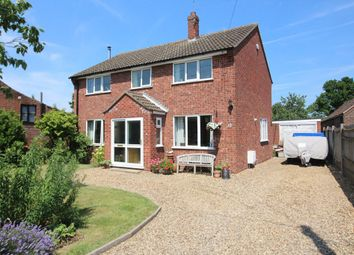 Thumbnail 4 bed detached house for sale in Upper Street, Salhouse, Norwich