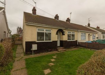 Thumbnail 2 bed bungalow for sale in Poplar Road, Carlton Colville, Lowestoft