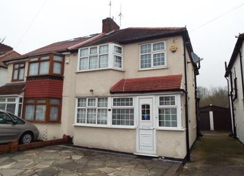 3 bed semi-detached house for sale in Clayhall, Essex IG5