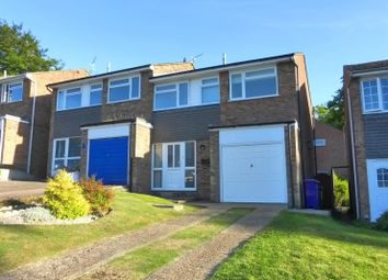 Thumbnail 3 bedroom semi-detached house for sale in Cartwright Road, Royston