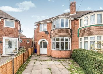 Thumbnail 4 bed semi-detached house for sale in Windrush Grove, Selly Oak, Birmingham, West Midlands