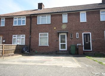Thumbnail 3 bed terraced house to rent in Widecombe, Mottingham