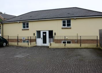 Thumbnail 1 bedroom flat for sale in Kingdon Avenue, South Molton, Devon