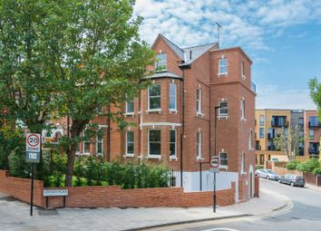 Thumbnail 3 bed flat for sale in Knight's Hill, London