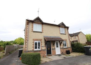 Thumbnail 2 bedroom semi-detached house for sale in Pritchard Close, Uper Stratton, Swindon