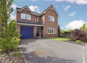 Thumbnail 4 bed detached house for sale in Dover Park, Dunfermline