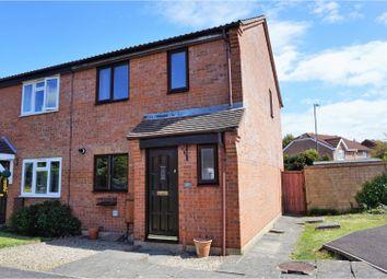 Thumbnail 3 bedroom end terrace house for sale in Meadow Way, Bradley Stoke