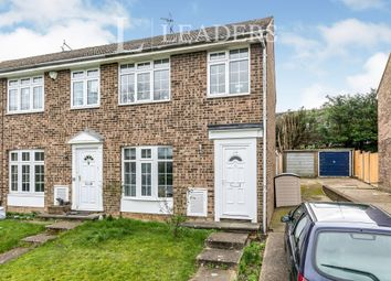 Thumbnail 4 bed semi-detached house to rent in Broadacres, Guildford