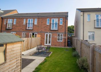 Thumbnail 2 bed semi-detached house for sale in Rennison Mews, Blaydon-On-Tyne