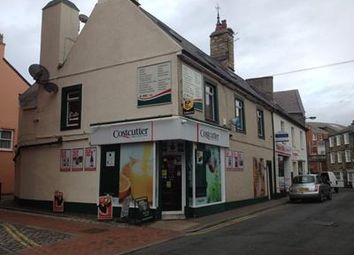 Thumbnail Retail premises for sale in Convenience Store With Flat (Reduced), 11-13 Penlan Street, Pwllheli