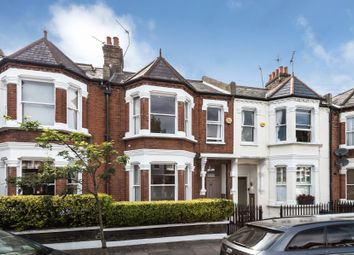 Thumbnail 4 bed terraced house to rent in Tregarvon Road, Battersea, London