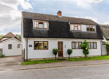 Thumbnail 3 bedroom detached house for sale in High Street, Fowlmere, Nr Royston