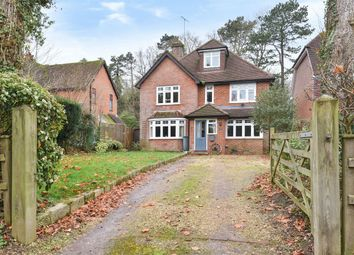 Thumbnail 4 bed detached house to rent in Winchester Road, Alton