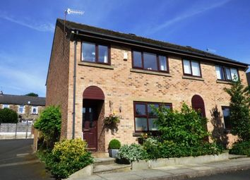 Thumbnail 3 bedroom semi-detached house for sale in Jubilee Gardens, New Mills, High Peak
