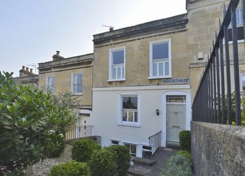 Thumbnail 3 bed terraced house for sale in 4 Lyndhurst Place, Lower Camden, Bath