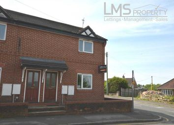 Thumbnail 2 bed mews house to rent in Station Road, Winsford