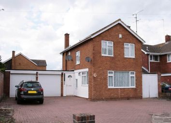 Thumbnail 3 bed detached house to rent in Camborne Avenue, Aylesbury, Buckinghamshire