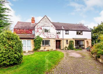 5 bed detached house for sale in The Marches, Caldecott, Wellingborough NN9
